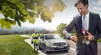 Mercedes-Benz Melbourne Road Care