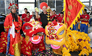 Chinese New Year at Mercedes-Benz Melbourne