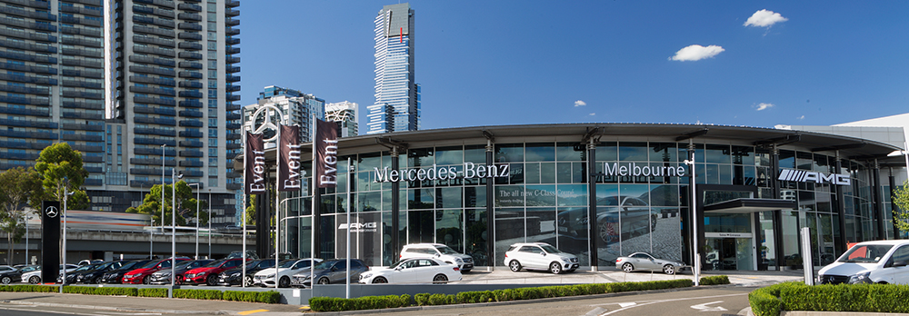 Mercedes-Benz Melbourne Largest Mercedes-Benz Dealer